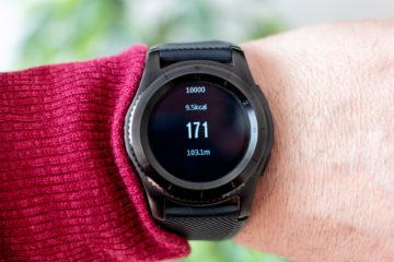 Top 5 montres sport connectées