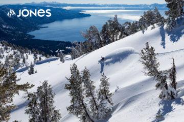 Jones Snowboard 2021