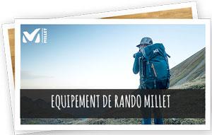 blog Snowleader - Equipements de rando MILLET