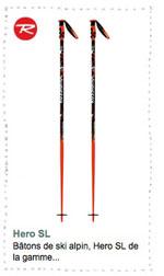 Batons de ski Hero SL Rossignol 2016