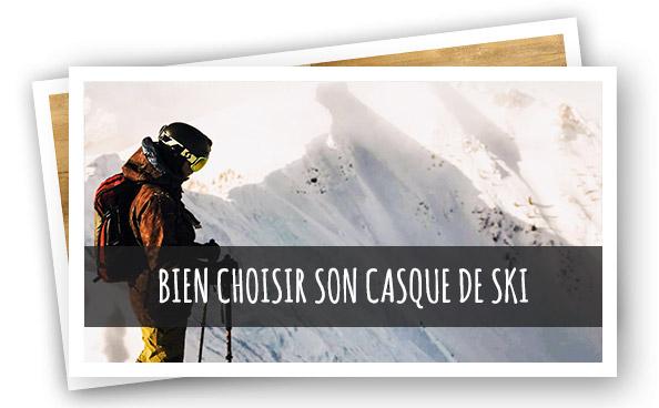 article quel casque de ski choisir