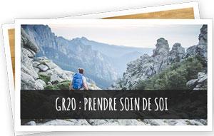 Blog Snowleader GR20 : prendre soin de soi