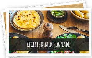 Blog Snowleader: recette Reblochonnade