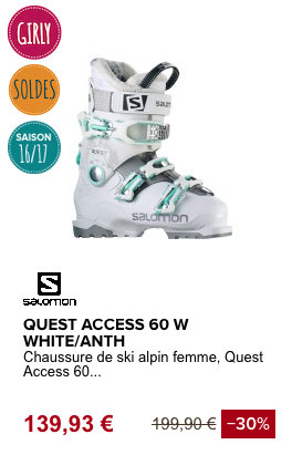 CHAUSSURE SKIQUEST ACCESS- SALOMON