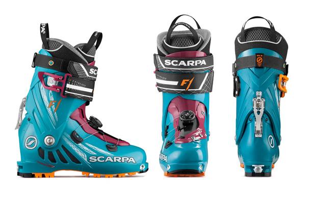 Chaussure de ski Scarpa F1 EVO WMN