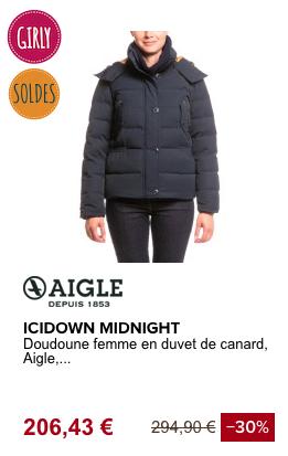DOUDOUNE FEMME_AIGLE