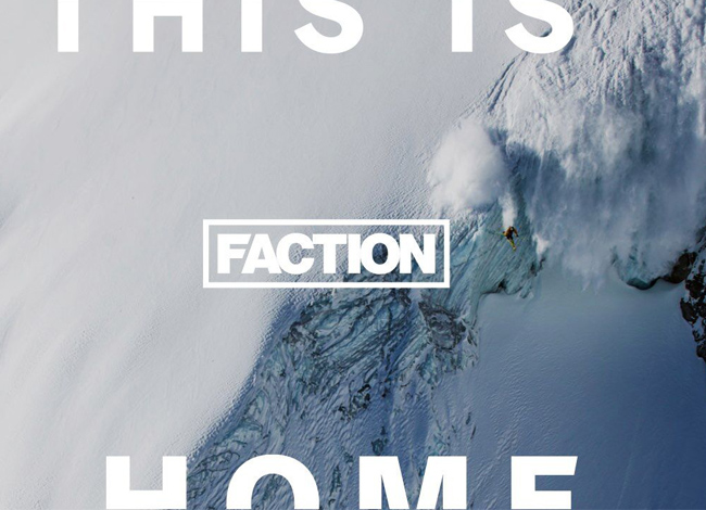 "Le film Faction ""Ths is Home"""