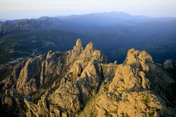 GR20 Montagnes Corse