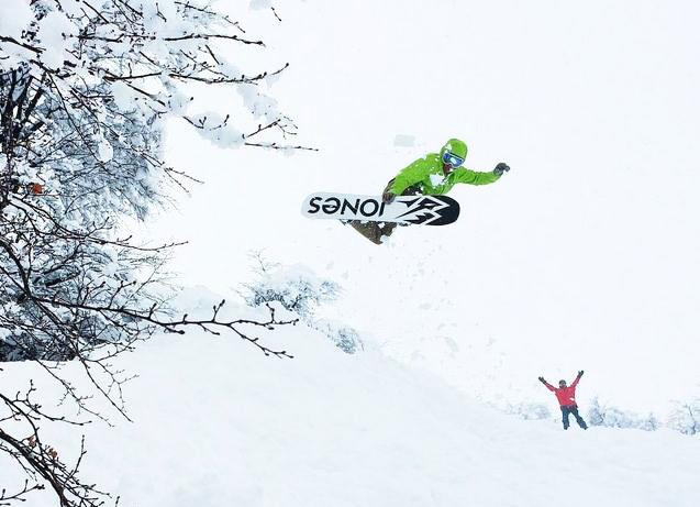 Jones Snowboard 2016