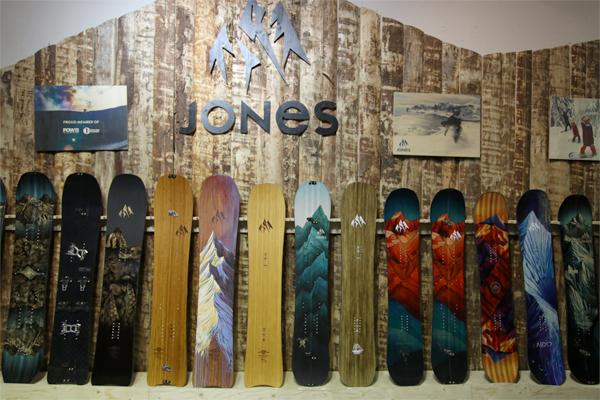 Nouveautés 2019 Jones Snowboard