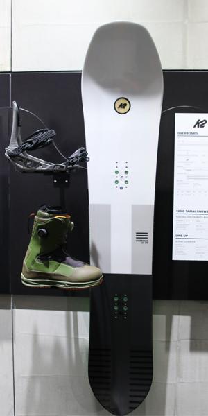 Nouveautés 2019 K2 Snowboard