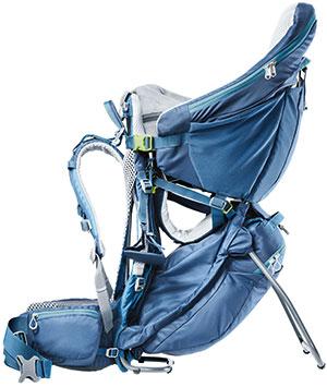 kind comfort pro porte bébé bleu