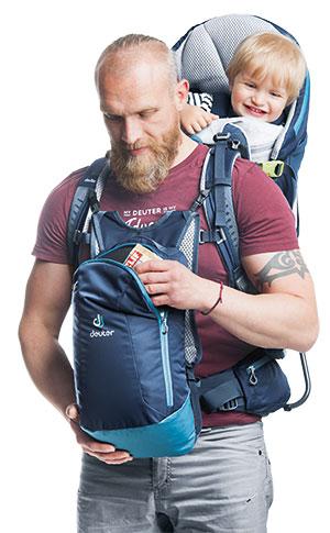kind comfort pro porte bébé deuter