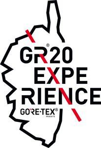 Logo GR20 Gore Tex Experience