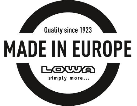 Lowa made in europe