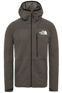 M Summit L2 Power Grid LT - THE NORTH FACE