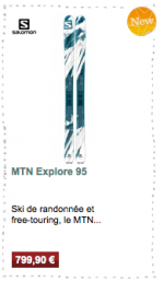 MTN Explore 95 Salomon
