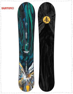 Mod Fish Burton Snowboard 2016