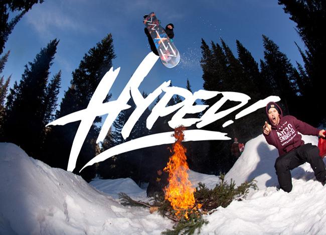 Nitro-Snowboard