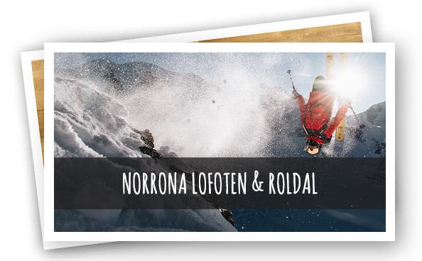 norrona nouvelle collection lofoten et roldal