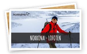 Vignette Nouvelle Collection Lofoten Norrona