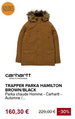 PARKA TRAPPER_CARHARTT
