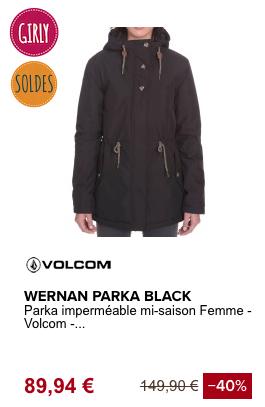 PARKA VERNAN_ VOLCOM