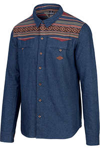 Chemise Tucson Raw Denim - PICTURE