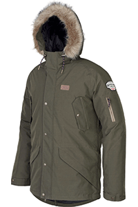 Parka Kodiak Dark Army Green - PICTURE