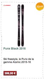 Punx Black Atomic