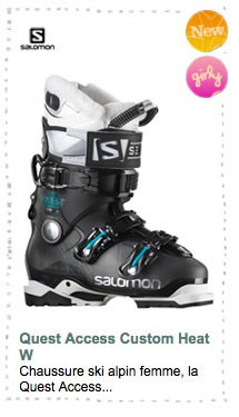 Quest Access Custom Salomon 2016