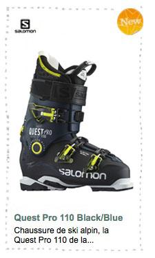 Quest Pro 110 Salomon 2016