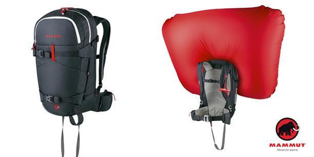 Sac airbag Ride Airbag 30L Mammut