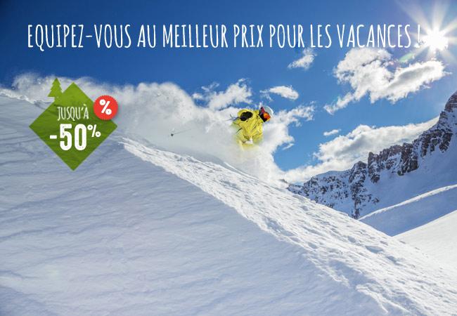 Skis en promo sur Snowleader.com !