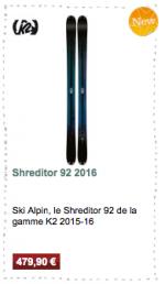 Shreditor 92 k2