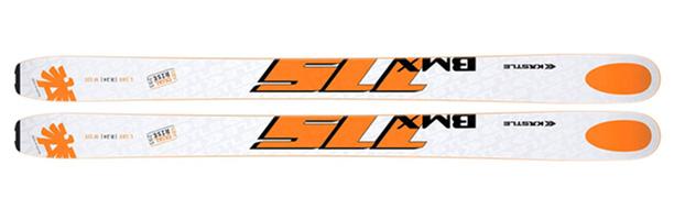 Ski BMX 115 Kastle