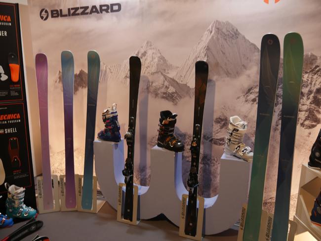 Ski-blizzard