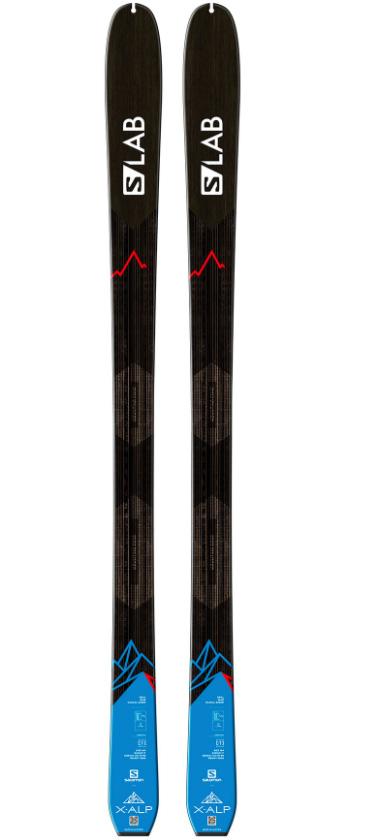 Le ski de rando homme Salomon S-Lab X-Alp, pour partir à l'aventure