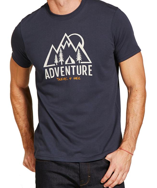 T-shirt-aigle-montagne
