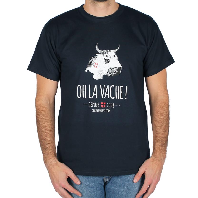 -T-shirt-snowleader-zoe-la-vache