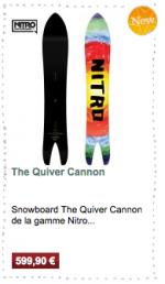 The Quiver Cannon Nitro
