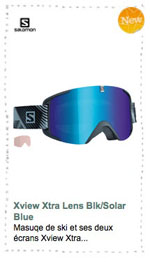 Xview Xtra Lens Salomon 2016
