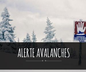 alerte avalanche
