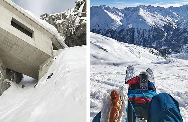 Ski trip Autriche