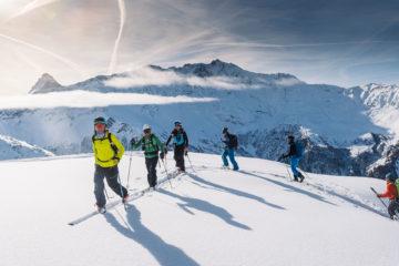 Top 10 skis de randonnée 2021