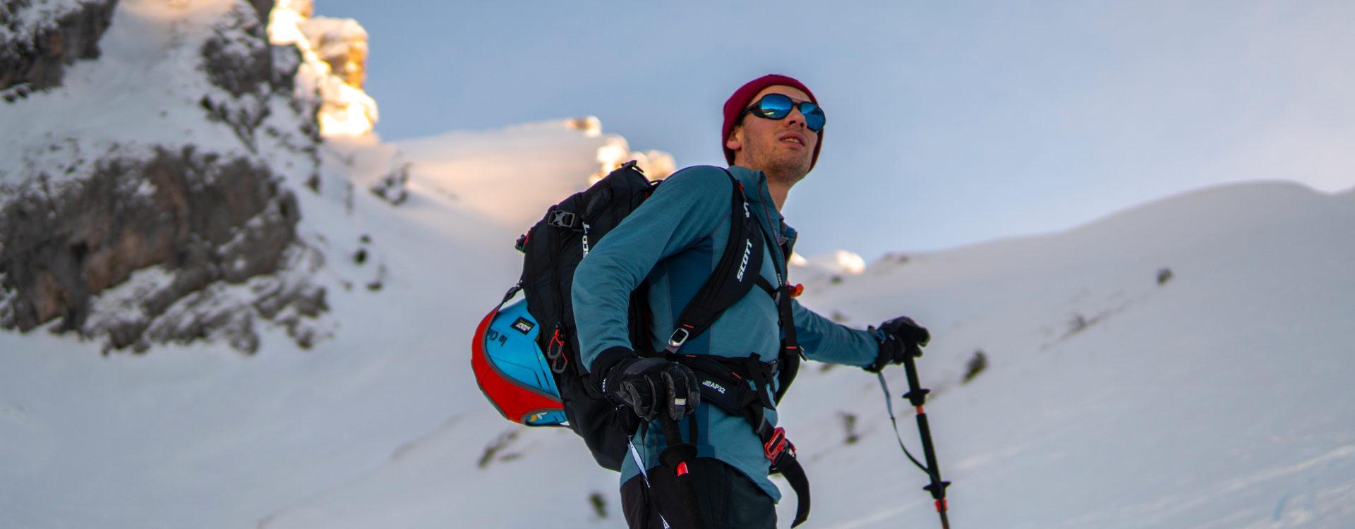 Annecy : 5 parcours ski de rando