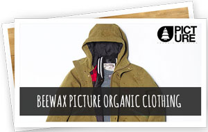Beewax Picture Organic Clothing blog snowleader