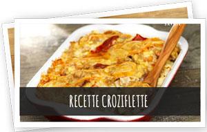 Blog Snowleader : Recette Croziflette