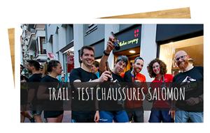 Découvrez les tests des chaussures de trail Salomon par Snowleader