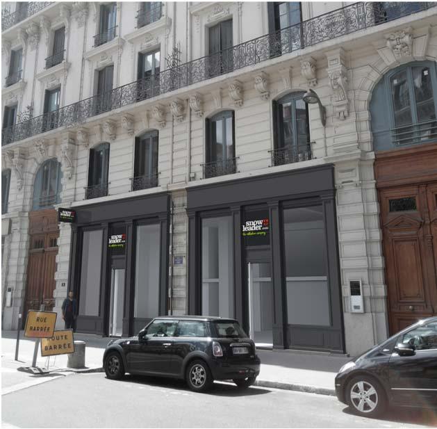 La boutique snowleader de Lyon ouvrira courant avril 2018